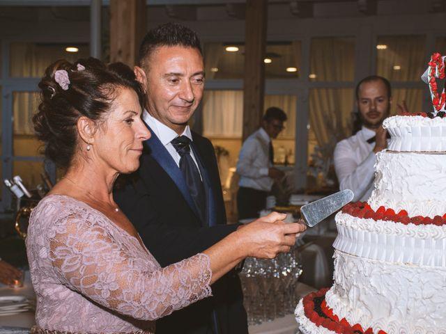 Il matrimonio di Antonino e Claudia a Erbusco, Brescia 19