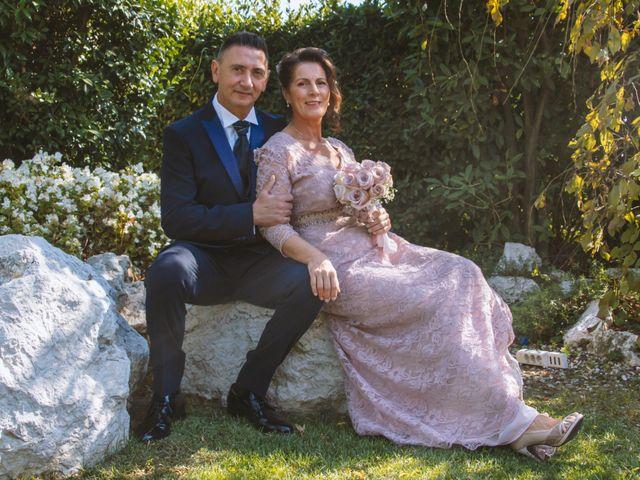 le nozze di Claudia e Antonino