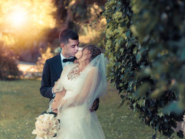 Le nozze di Yana e Nicola