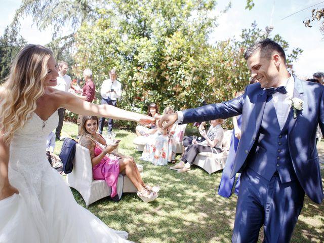 Le nozze di Giovanni e Marina