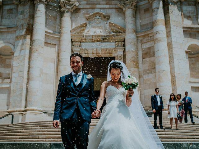 Le nozze di Alessandro e Huanhuan