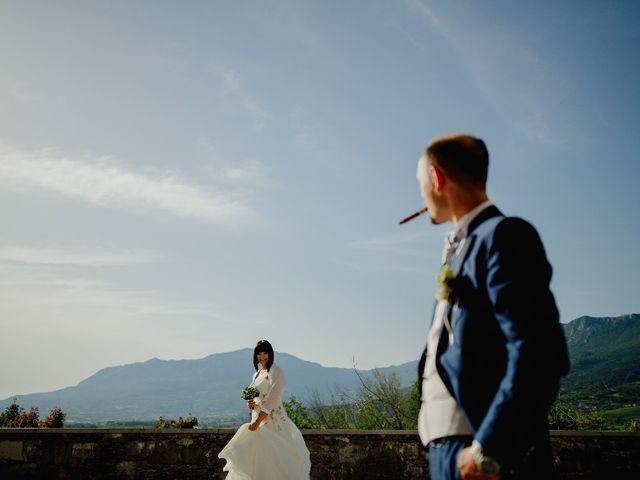 Il matrimonio di Daniele e Giusy a Muggia, Trieste 26