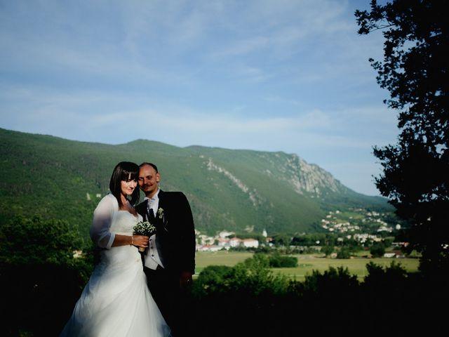 Il matrimonio di Daniele e Giusy a Muggia, Trieste 31