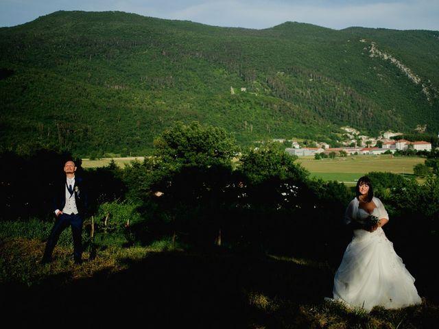 Il matrimonio di Daniele e Giusy a Muggia, Trieste 32
