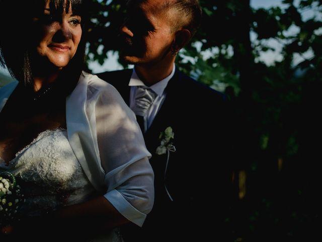 Il matrimonio di Daniele e Giusy a Muggia, Trieste 34