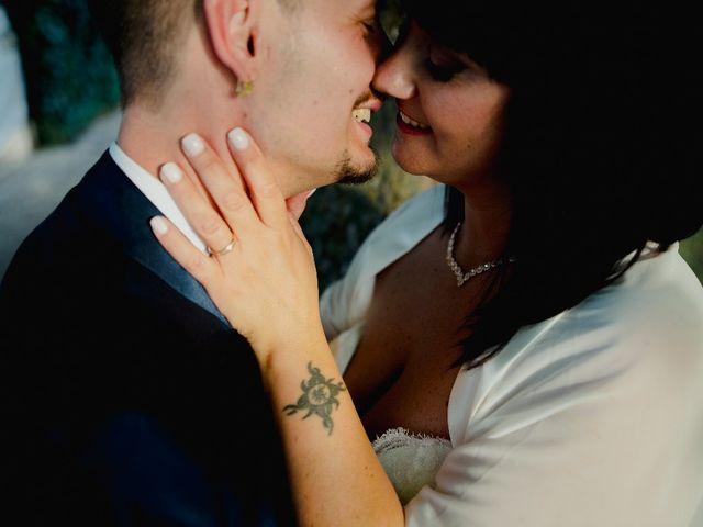 Il matrimonio di Daniele e Giusy a Muggia, Trieste 35