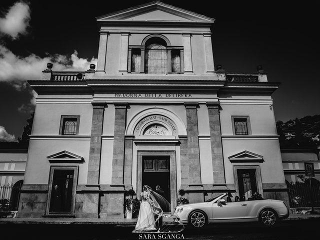 Il matrimonio di Valentina e Gianluca a Terracina, Latina 1