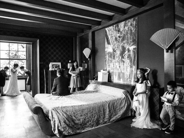 Il matrimonio di Fabio e Nataly a Vigevano, Pavia 3