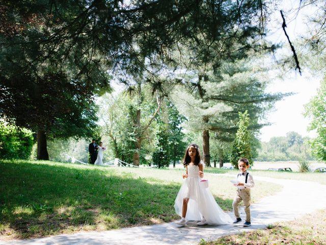Il matrimonio di Fabio e Nataly a Vigevano, Pavia 10