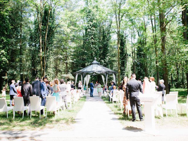 Il matrimonio di Fabio e Nataly a Vigevano, Pavia 11