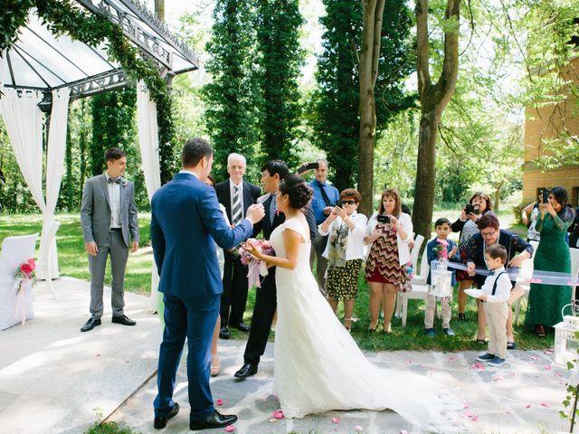 Il matrimonio di Fabio e Nataly a Vigevano, Pavia 12