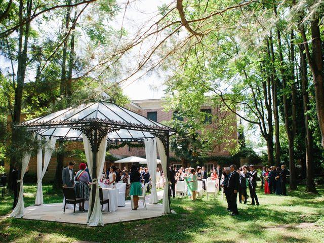 Il matrimonio di Fabio e Nataly a Vigevano, Pavia 13