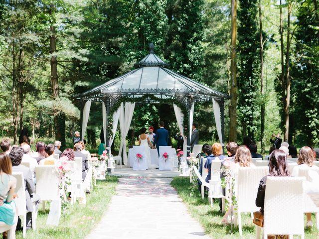 Il matrimonio di Fabio e Nataly a Vigevano, Pavia 14