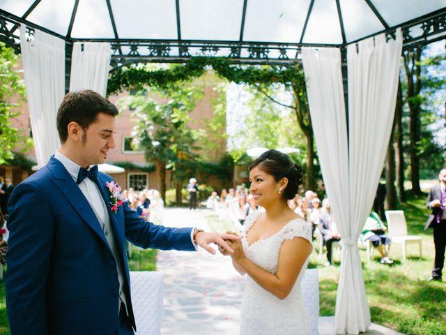 Il matrimonio di Fabio e Nataly a Vigevano, Pavia 15