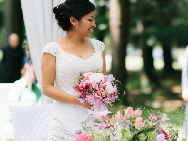 Il matrimonio di Fabio e Nataly a Vigevano, Pavia 18