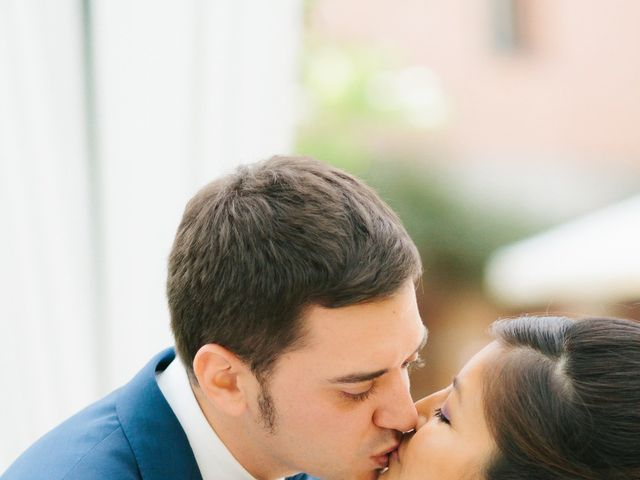 Il matrimonio di Fabio e Nataly a Vigevano, Pavia 20