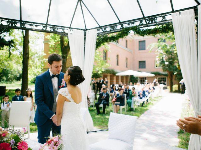 Il matrimonio di Fabio e Nataly a Vigevano, Pavia 21