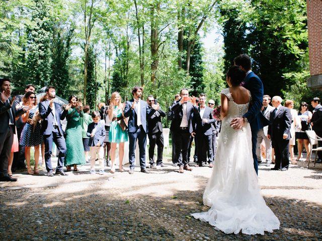 Il matrimonio di Fabio e Nataly a Vigevano, Pavia 24