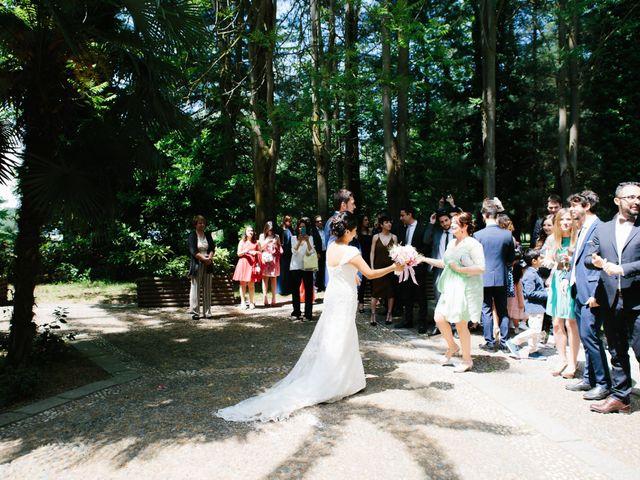Il matrimonio di Fabio e Nataly a Vigevano, Pavia 26
