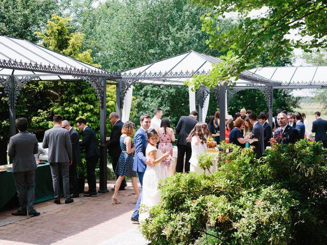 Il matrimonio di Fabio e Nataly a Vigevano, Pavia 31