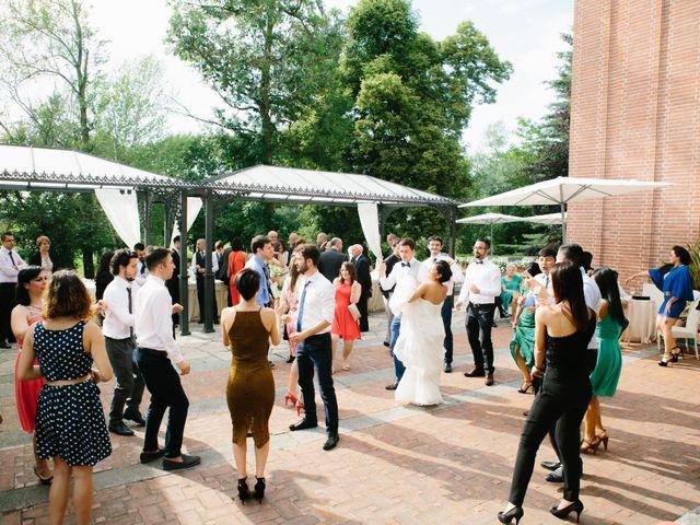 Il matrimonio di Fabio e Nataly a Vigevano, Pavia 42