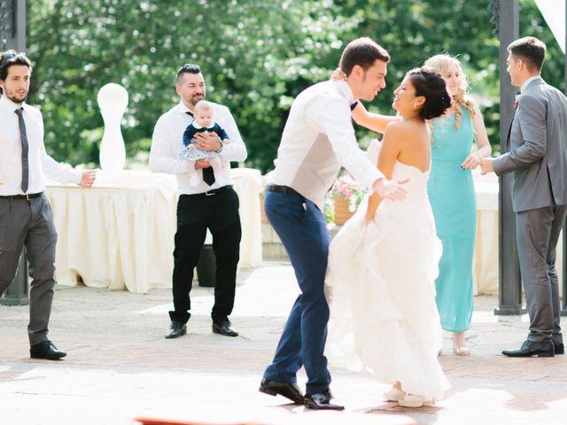 Il matrimonio di Fabio e Nataly a Vigevano, Pavia 43