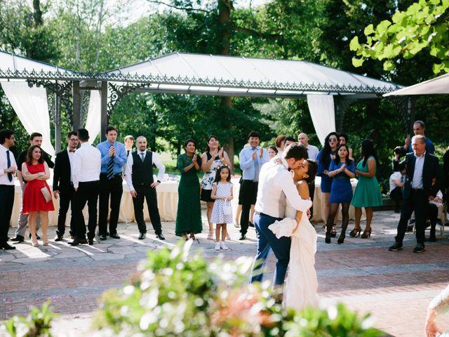 Il matrimonio di Fabio e Nataly a Vigevano, Pavia 44