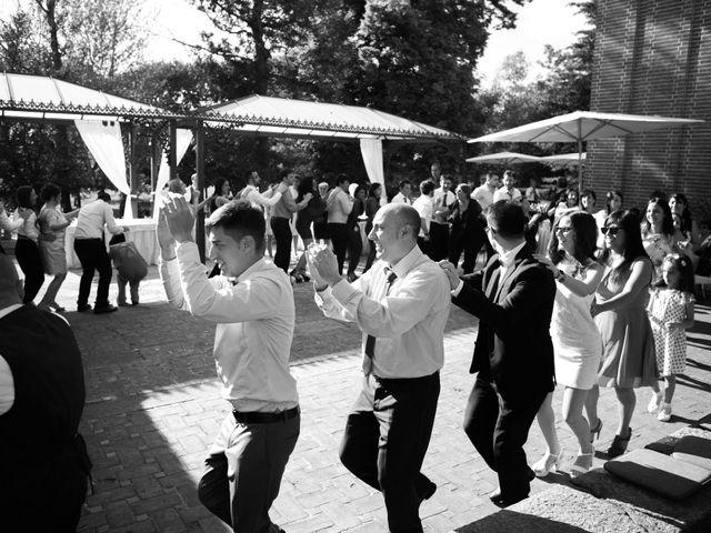 Il matrimonio di Fabio e Nataly a Vigevano, Pavia 45