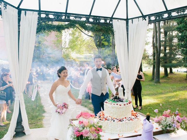 Il matrimonio di Fabio e Nataly a Vigevano, Pavia 50