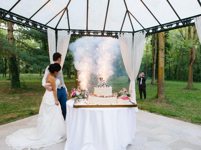 Il matrimonio di Fabio e Nataly a Vigevano, Pavia 51