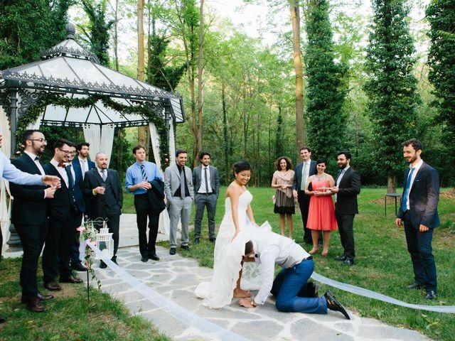 Il matrimonio di Fabio e Nataly a Vigevano, Pavia 53