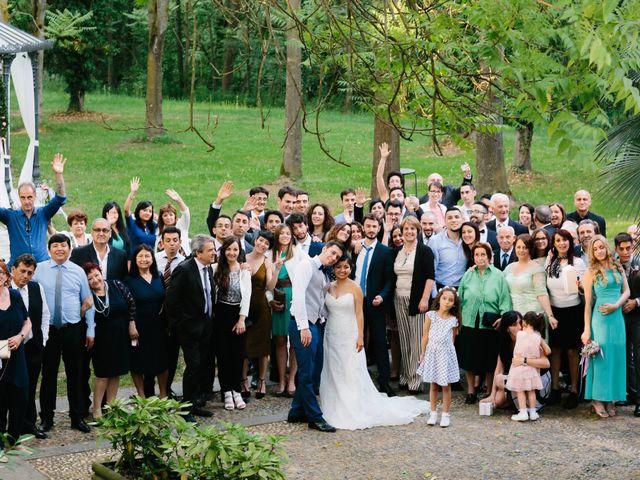Il matrimonio di Fabio e Nataly a Vigevano, Pavia 55