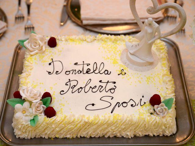 Il matrimonio di Donatella e Roberto a Marino, Roma 1
