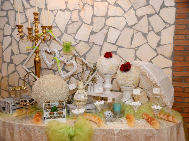 Il matrimonio di Donatella e Roberto a Marino, Roma 2