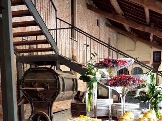 Il matrimonio di Mauro e Valentina a Sartirana Lomellina, Pavia 4