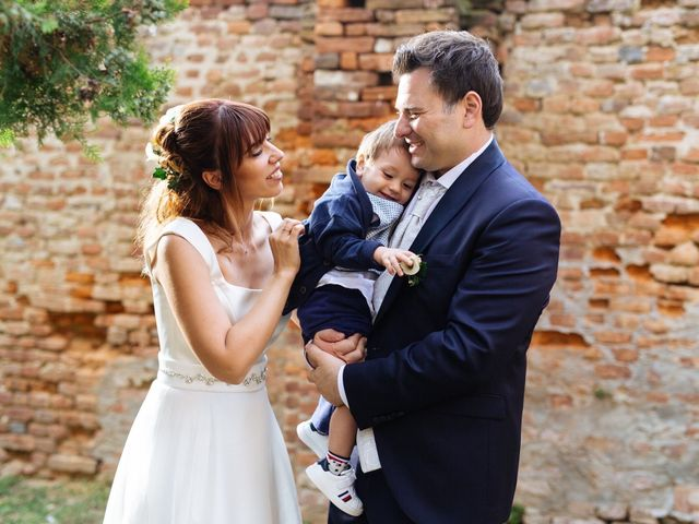 Il matrimonio di Mauro e Valentina a Sartirana Lomellina, Pavia 1