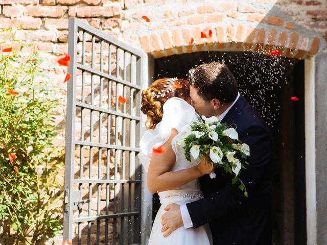 Il matrimonio di Mauro e Valentina a Sartirana Lomellina, Pavia 5
