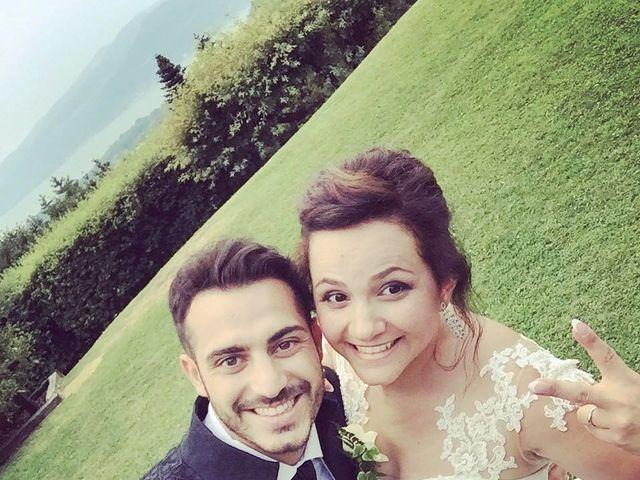 Il matrimonio di marco e greta  a Varese, Varese 12