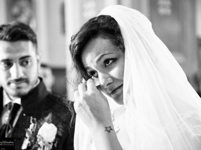 Il matrimonio di marco e greta  a Varese, Varese 1