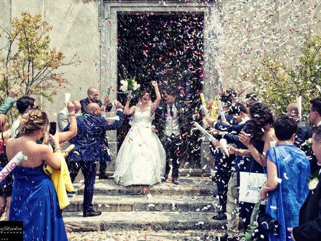Il matrimonio di marco e greta  a Varese, Varese 15