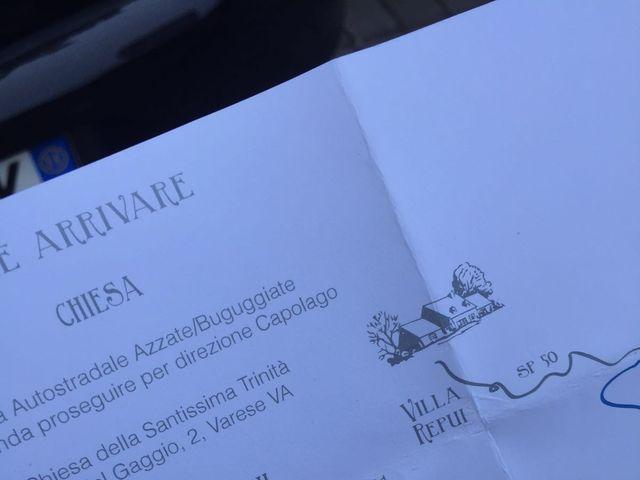 Il matrimonio di marco e greta  a Varese, Varese 18
