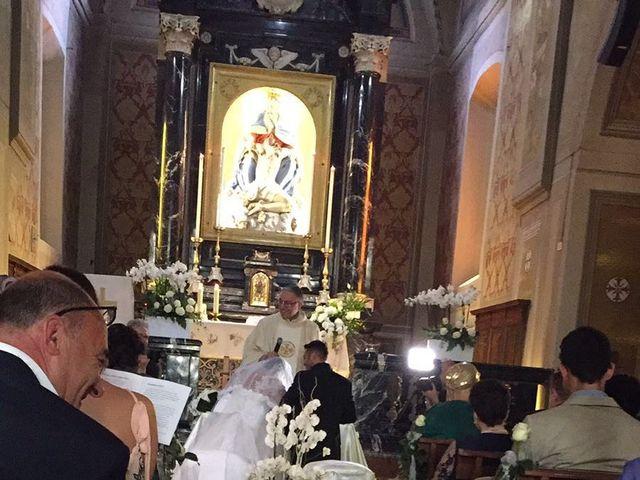 Il matrimonio di marco e greta  a Varese, Varese 19