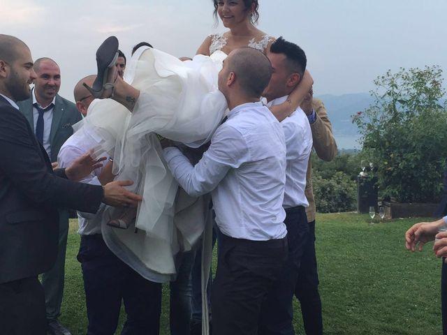 Il matrimonio di marco e greta  a Varese, Varese 21