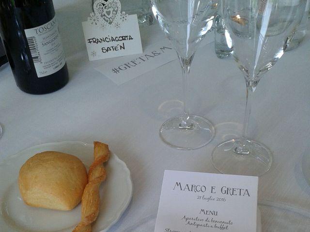 Il matrimonio di marco e greta  a Varese, Varese 25