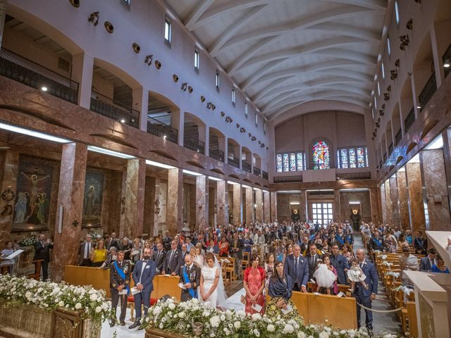 Il matrimonio di Simone e Giusy a San Giovanni Rotondo, Foggia 10