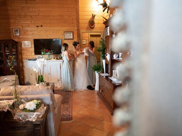 Il matrimonio di Simone e Stefania a Cantalupa, Torino 20