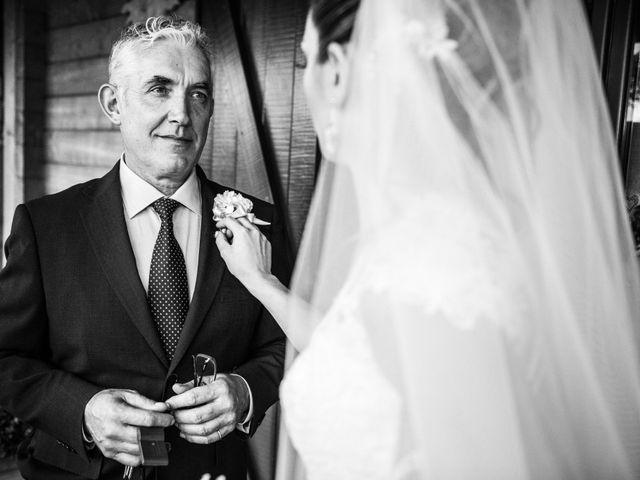 Il matrimonio di Simone e Stefania a Cantalupa, Torino 28