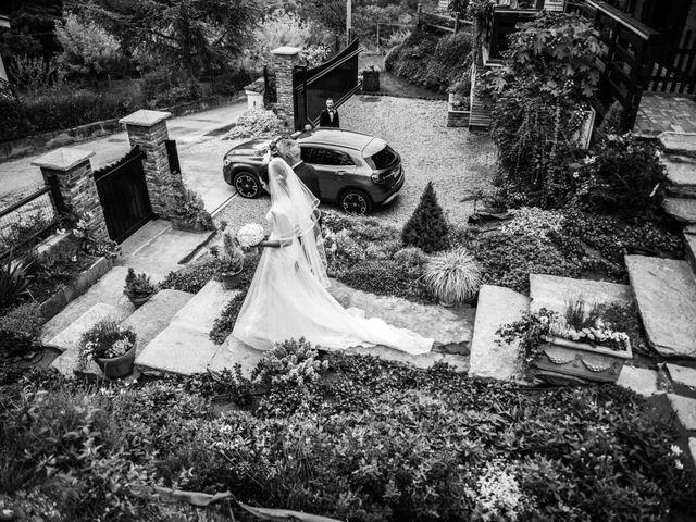 Il matrimonio di Simone e Stefania a Cantalupa, Torino 29