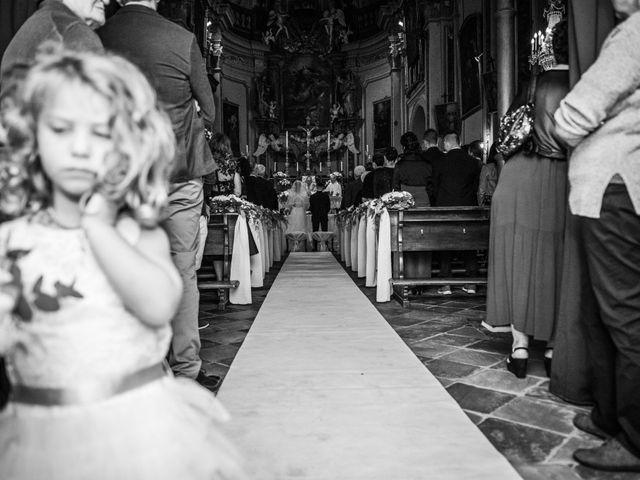 Il matrimonio di Simone e Stefania a Cantalupa, Torino 2