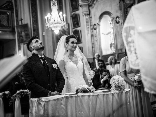 Il matrimonio di Simone e Stefania a Cantalupa, Torino 37